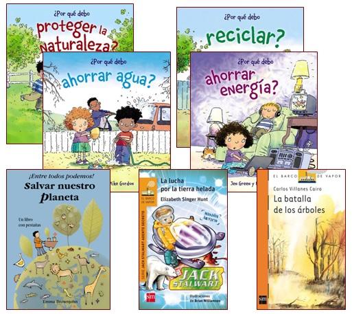 Plan Lector 2018 2019 Portadas Libros todos los ciclos
