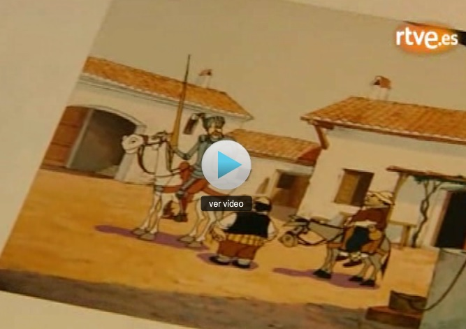 Video-Quijote-tve-dibujantes